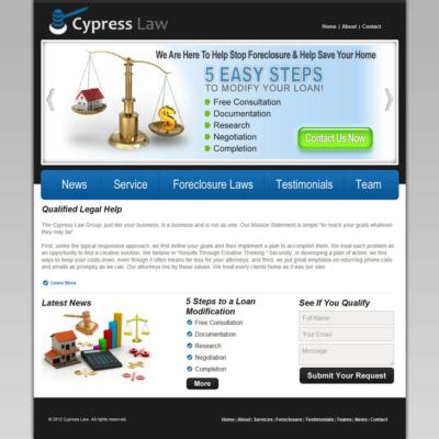 Cypress Law