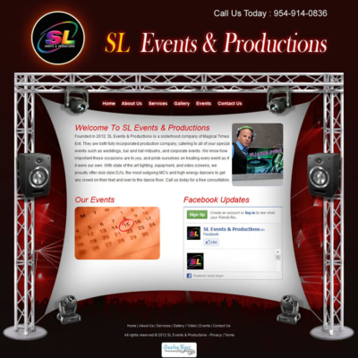 SL Events & Productions