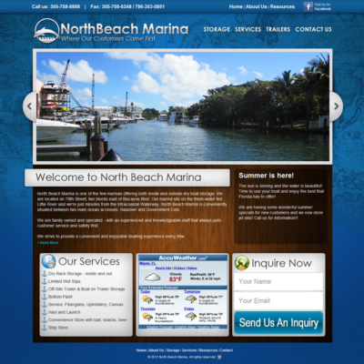 North Beach Marina