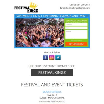 Festival Kingz